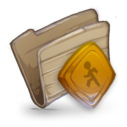 Folder Public Folder icon