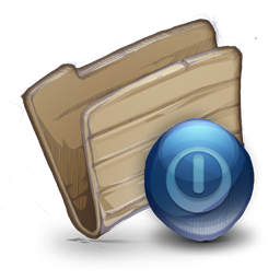 Folder Startup icon