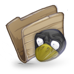 Folder Tux Folder icon