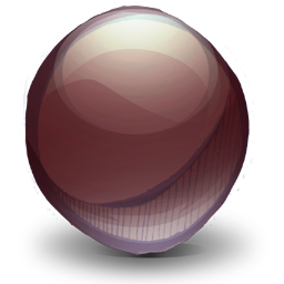 Mics Pointless Red Sphere icon