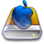 Device Macdrive icon