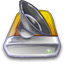 Device Music Drive icon