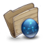 Folder iDisk Folder icon