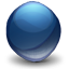 Mics Pointless Blue Sphere icon