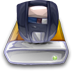 Device-Zip-Drive icon