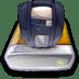 Device-Zip-Drive icon