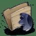 Folder-System-Folder icon