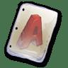 Filetype-Font-File icon