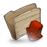 Folder-Downloadsplr icon