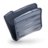 Folder-Graphite-ish icon