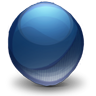 Mics-Pointless-Blue-Sphere icon