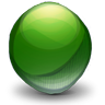 Mics-Pointless-Green-Sphere icon