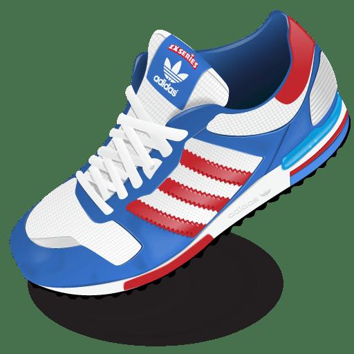 Adidas-Shoe icon. PNG File: 512x512 pixel