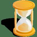 Reloj arena icon
