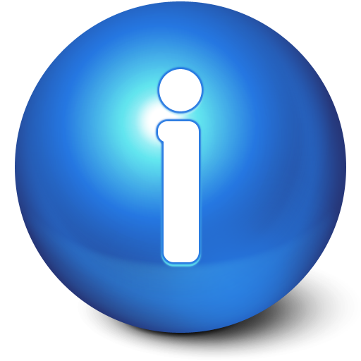 Cute Ball Info icon