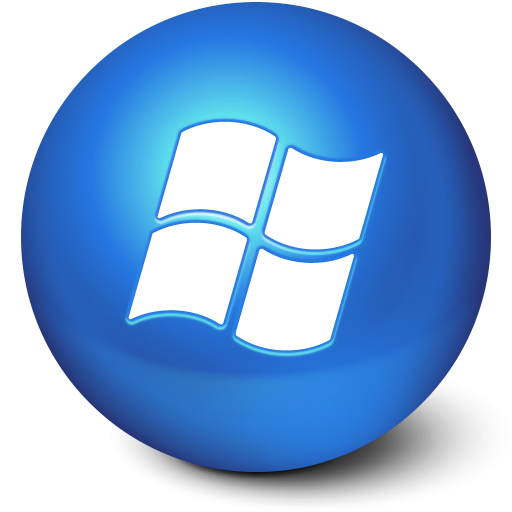 Cute Ball Windows Icon | I Like Buttons 3a Iconset | MazeNL77