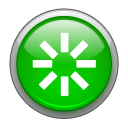 Aqua Restart icon
