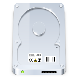 Hard Disk Default icon