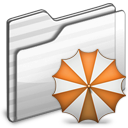 Backup-Folder-white icon