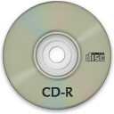 CD-R-alt icon