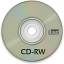 CD RW alt icon