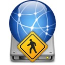 Public iDisk icon