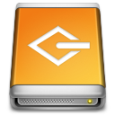 SCSI Drive icon