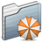 Backup-Folder-graphite icon