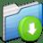 Drop-Box-Folder icon