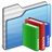 Library-Folder icon