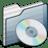 Music-Folder-graphite icon