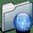 Sites Folder graphite icon
