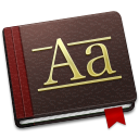 Font Book Alt icon