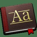 Font Book Alt icon