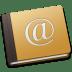 Address-Book-Oldschool icon