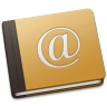 Address-Book-Oldschool icon