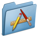 Blue Applications icon