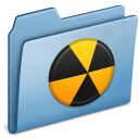Blue-Burn icon