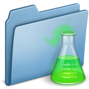 Blue-Experiment icon