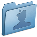 Blue MacThemes icon