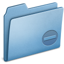 Blue Private icon