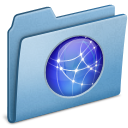 Blue Sites icon