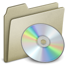 Lightbrown-CD icon