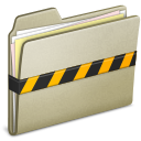 Lightbrown Security icon