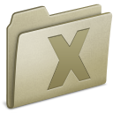 Lightbrown System icon