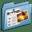 Blue-Blog icon