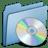 Blue-CD icon