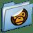 Blue Sticker MILO icon