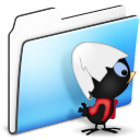 Calimero Folder smooth icon