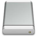 Drive Gray icon